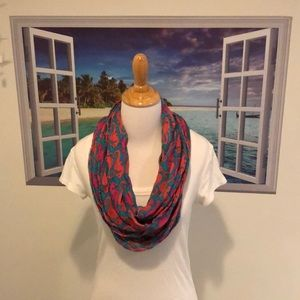 Accessories - Sea Horse Infinity Scarf